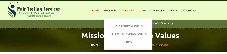 fts services ftspak.net