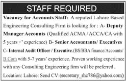 Private Jobs in Lahore Apply via Email