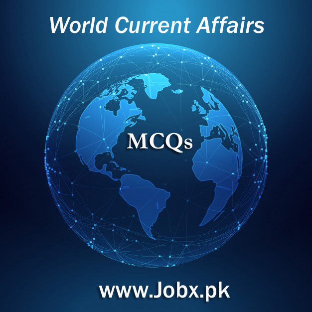 World Current Affairs 2019 Online mcqs