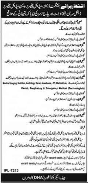 District Health Authority Jobs